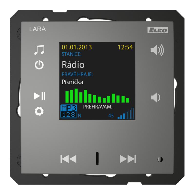 Pripojenia 4-zónového zosilňovača sa orientujú na domáci hi-fi štandard.